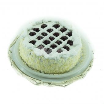 Торт Белково - кремовый