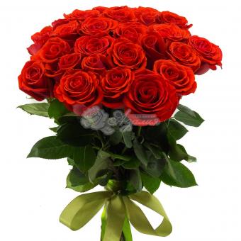 Букет из 29 Эквадорских роз
